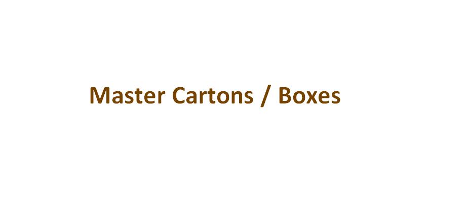 master_carton